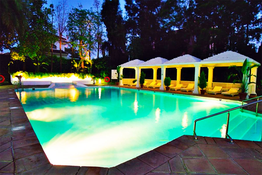 Piscina Hotel Exe Guadalete