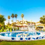 Hotel Globales Reina Cristina: Hotel en Algeciras Piscina al Aire Libre