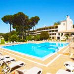 Hotel Guadacorte Park: Hotel en Algeciras Piscina al Aire Libre