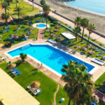 Hotel Guadalmar Playa: Hotel en Málaga Piscina con Vistas al Mar