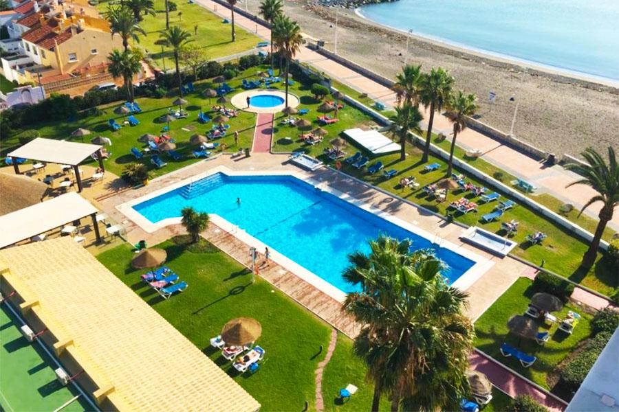 Piscina Hotel Guadalmar Playa