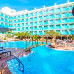 Hotel H10 Delfín: Hotel en Salou Piscina al Aire Libre