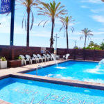 Hotel Hey Peñíscola: Hotel en Peñíscola Piscina al Aire Libre