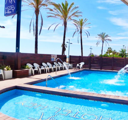 Piscina Hotel Hey Peñíscola