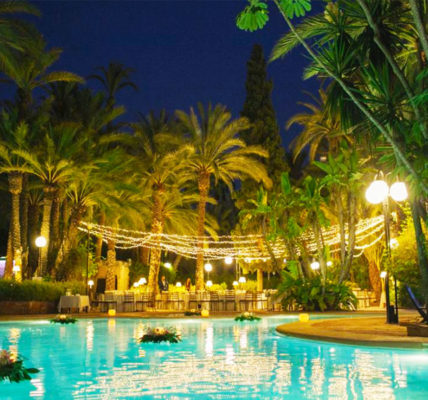 Piscina Hotel Huerto del Cura