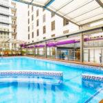 Hotel Ilunion Málaga: Hotel en Centro de Málaga Piscina Climatizada