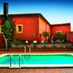 Hotel Izan Trujillo: Hotel en Trujillo Piscina al Aire Libre