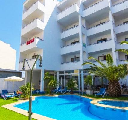 Piscina Hotel Jaime I