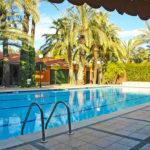 Hotel Jardín Milenio: Hotel en Elche Piscina Exterior al Aire Libre