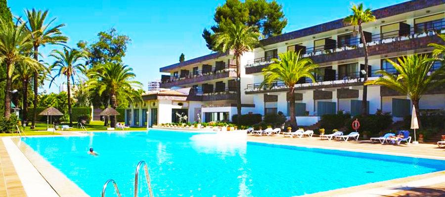 Piscina Hotel Jerez & Spa
