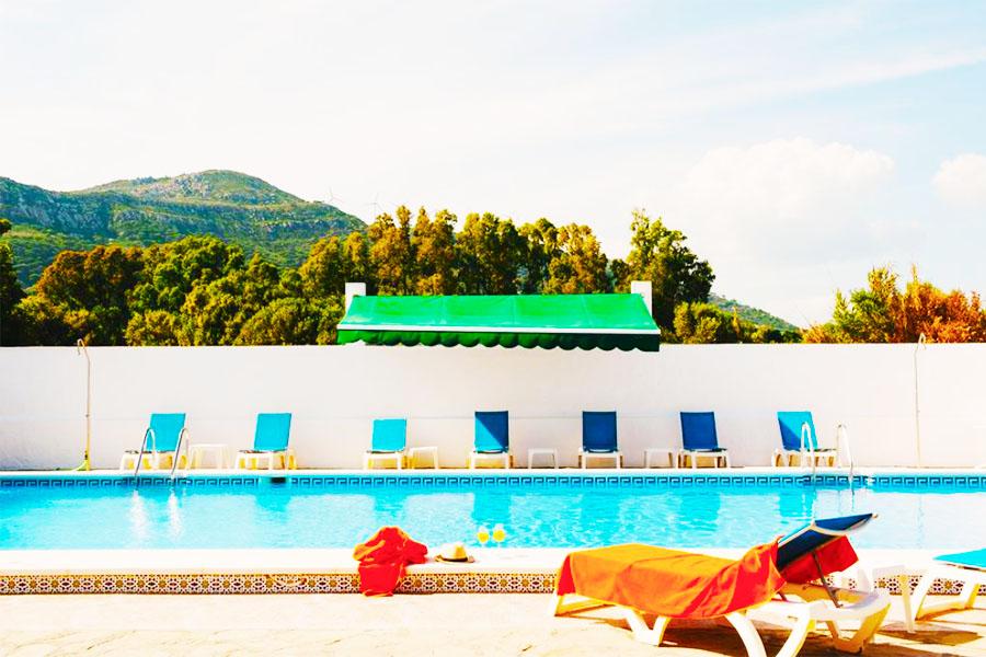 Piscina Hotel La Codorniz