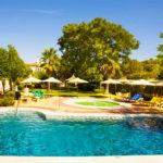 Hotel La Cueva Park: Hotel en Jerez de la Frontera Piscina Exterior al Aire Libre