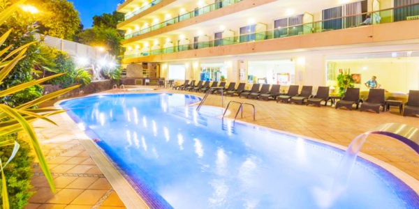 Piscina Hotel Las Vegas