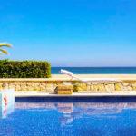 Hotel Los Ángeles Denia: Hotel en Denia Piscina Infinita Vistas al Mar