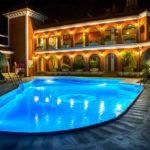 Hotel Los Arcos: Hotel en Nerja Piscina al Aire Libre