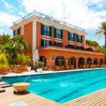 Hotel MR Les Rotes: Hotel en Denia Piscina al Aire Libre