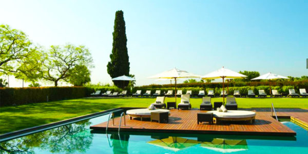 Piscina Hotel Miramar Barcelona GL