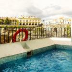 Hotel Montelirio: Hotel en Ronda Piscina Vistas al Río