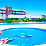 Hotel Montera Plaza: Hotel en Algeciras Piscina al Aire Libre