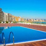 Hotel NH Gijón: Hotel en Gijón Piscina con Vistas al Mar