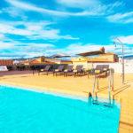 Hotel NH Málaga: Hotel en Málaga Piscina en la Azotea