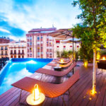 Hotel OD Barcelona: Hotel en Barcelona Piscina en la Azotea