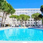 Hotel Oasis Park: Hotel en Salou Piscina al Aire Libre