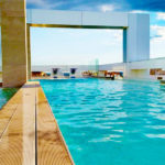 Hotel Olympus Palace: Hotel en Salou Piscina en la Azotea