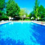 Hotel Parador de Albacete: Hotel en Albacete Piscina al Aire Libre