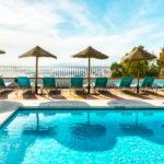 Hotel Parador de Málaga Gibralfaro: Hotel en Málaga Piscina al Aire Libre