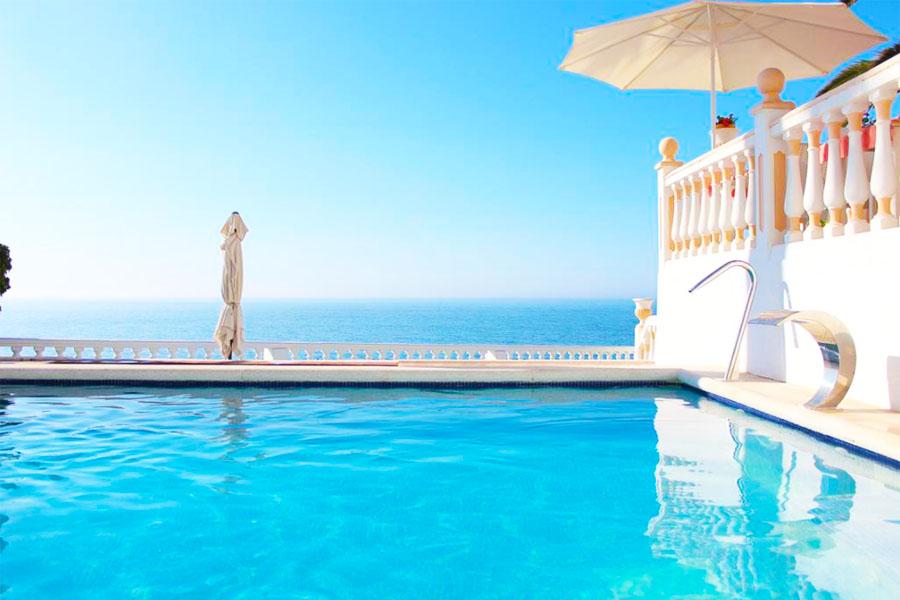 Piscina Hotel Paraiso Del Mar