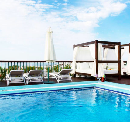 Piscina Hotel Plaza Cavana