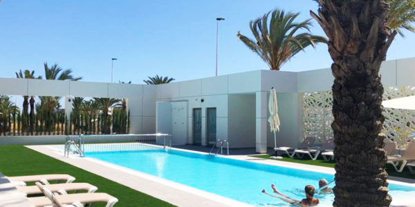 Piscina Hotel Port Elche