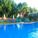 Hotel Posada de Ronda: Hotel en Ronda Piscina Exterior y Piscina Infantil