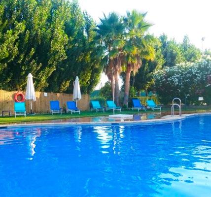 Piscina Hotel Posada de Ronda