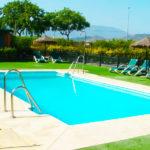 Hotel Posadas de España Málaga: Hotel en Málaga Piscina al Aire Libre