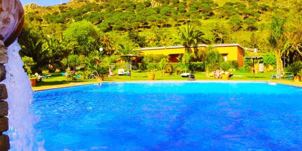 Piscina Hotel Punta Sur