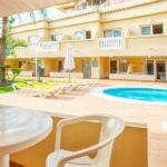 Hotel RH Casablanca Suites: Hotel en Peñíscola Piscina al Aire Libre