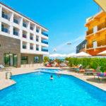 Hotel RH Portocristo: Hotel en Peñiscola Piscina al Aire Libre