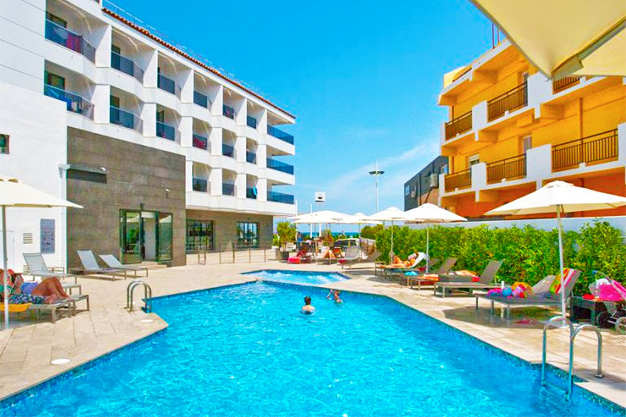 Piscina Hotel RH Portocristo