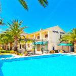 Hotel Rosa: Hotel en Denia Piscina Exterior al Aire Libre