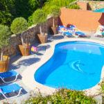Hotel Rural Molino del Puente Ronda: Hotel en Ronda Piscina al Aire Libre