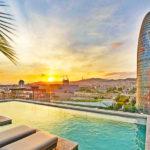 Hotel SB Glow: Hotel en Barcelona Piscina en la Azotea con Vistas
