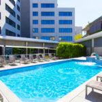 Hotel SB Icaria Barcelona: Hotel en Barcelona Piscina al Aire Libre