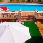 Hotel Santa Cecilia: Hotel en Ciudad Real con Piscina al Aire Libre