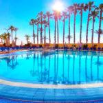 Hotel Servigroup Papa Luna: Hotel en Peñíscola Piscina al Aire Libre