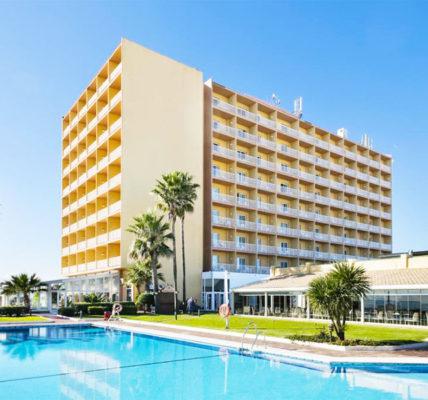 Piscina Hotel Sol Guadalmar