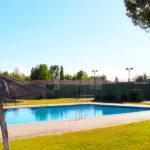Hotel Vettonia: Hotel en Ávila Piscina al Aire Libre