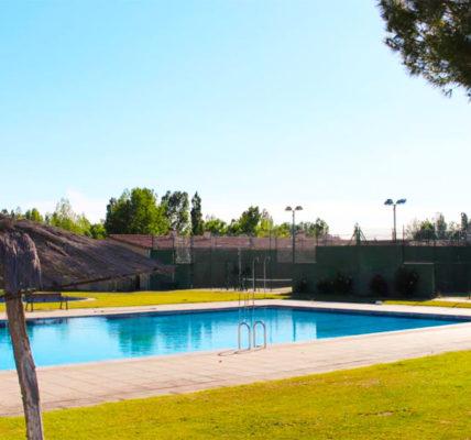 Piscina Hotel Vettonia