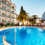 Hotel Villa Flamenca: Hotel en Nerja Piscina al Aire Libre